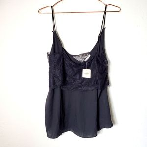 Intimately free people lace tanktop